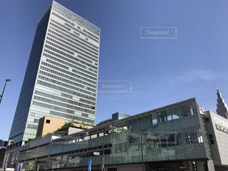 新宿駅の写真・画像素材[460406]