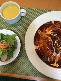 食事の写真・画像素材[461099]
