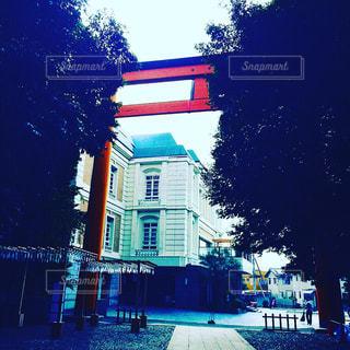 氷川神社の写真・画像素材[652973]