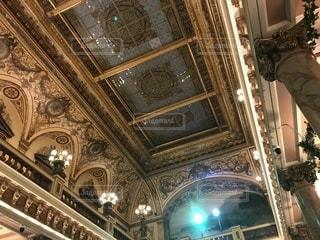 カジノ 天井装飾の写真・画像素材[1109546]