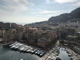 モナコ風景の写真・画像素材[1109569]