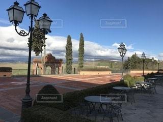 トスカーナ 風景の写真・画像素材[1110566]