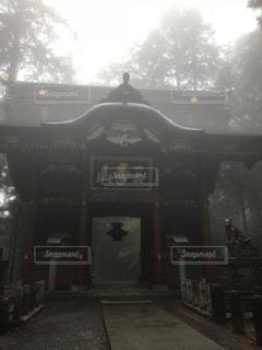 幻想的な三峰神社の写真・画像素材[1171384]