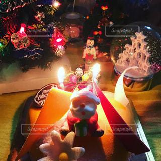 クリスマス ツリー🎄 ケーキの写真・画像素材[1689437]