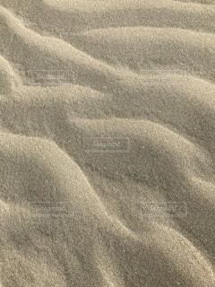 砂浜模様の写真・画像素材[1714466]