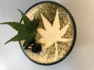 抹茶チーズケーキの写真・画像素材[2171834]