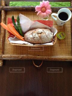 朝食の写真・画像素材[489462]