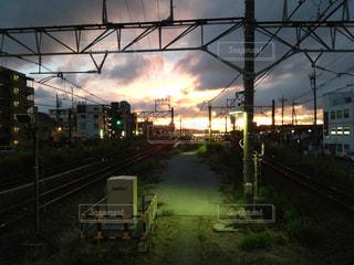 電車の写真・画像素材[460659]