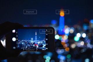 東京タワーの写真・画像素材[460810]