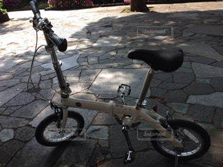 自転車の写真・画像素材[461356]