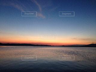 夕日の写真・画像素材[461617]