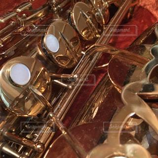 Saxophoneの写真・画像素材[803573]