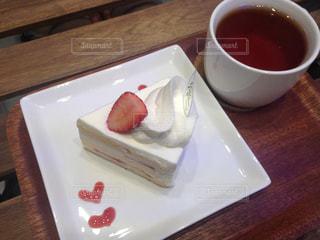 ショートケーキの写真・画像素材[463312]