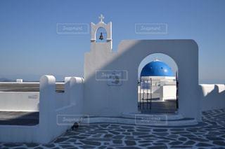 まるでギリシャにいるかのようの写真・画像素材[939831]