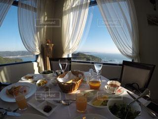 優雅な朝食🍽の写真・画像素材[939833]