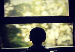 車窓から眺めての写真・画像素材[1722520]