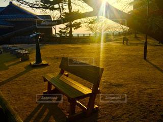 夕日の写真・画像素材[464273]