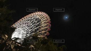 夜景の写真・画像素材[464833]
