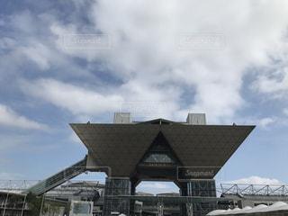 東京ビッグサイトの写真・画像素材[746862]