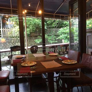 カフェの写真・画像素材[465240]