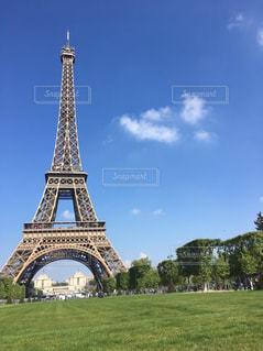 エッフェル塔の写真・画像素材[466226]