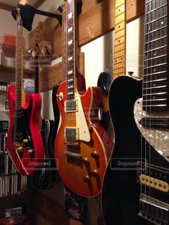 ギターの写真・画像素材[481856]