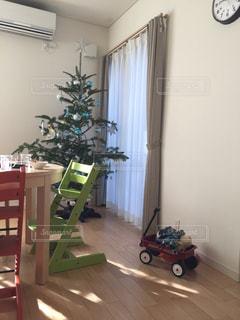クリスマスツリーの写真・画像素材[466695]