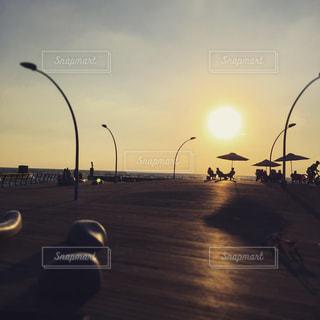 夕日の写真・画像素材[467924]