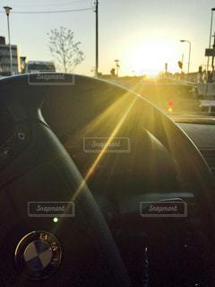 夕日の写真・画像素材[467668]