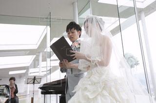 結婚式  愛の誓い ウエディング  幸せ - No.467061