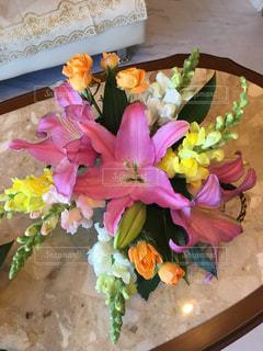 花  アレンジ  美しい  プレゼントの写真・画像素材[475906]