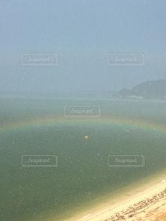 海の横にある水します。の写真・画像素材[1320744]