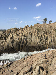 岩の写真・画像素材[468310]
