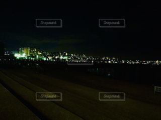 夜景の写真・画像素材[676774]