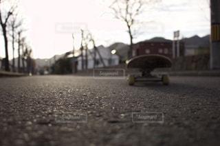 スケートボードの写真・画像素材[467340]