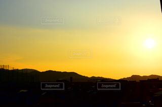 夕日の写真・画像素材[541544]