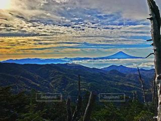 富士山の写真・画像素材[468169]