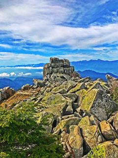 山の写真・画像素材[468171]