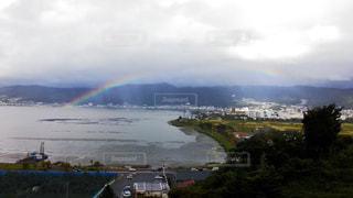 虹の写真・画像素材[490568]