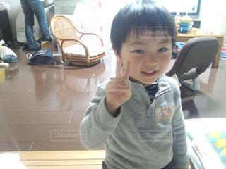 No.490601 笑顔