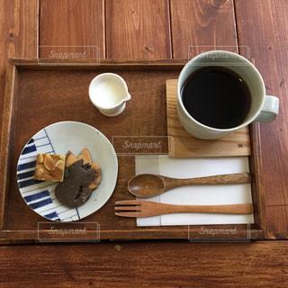 カフェの写真・画像素材[468753]
