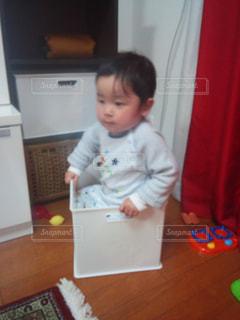 子供の写真・画像素材[470670]