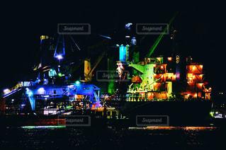 夜景の写真・画像素材[470832]
