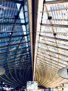 ビルの内部の眺めの写真・画像素材[840525]