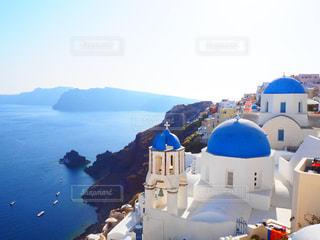 ギリシャサントリーニ島の写真・画像素材[1774436]