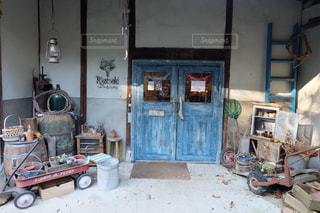 アカツキカフェの写真・画像素材[1018920]