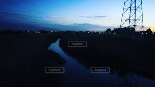 夜明けの大河 - No.736887