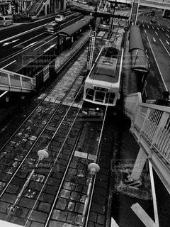 路面電車の写真・画像素材[794282]