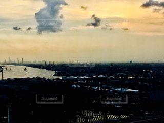 東京湾景の写真・画像素材[794289]
