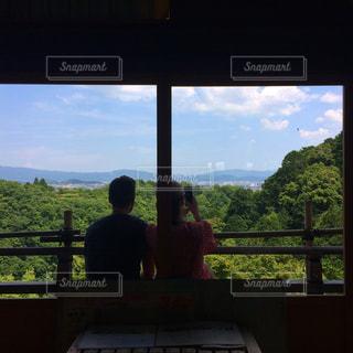 京都を眺むの写真・画像素材[1229147]
